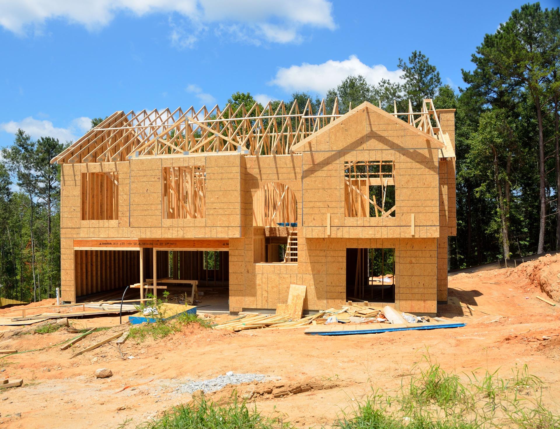 Вычет при строительстве жилья