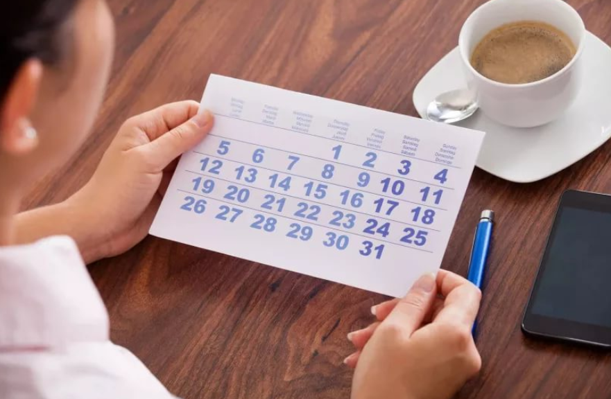 Отпускные за три дня до отпуска: рабочие или календарные