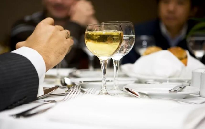 Представительские расходы: алкоголь