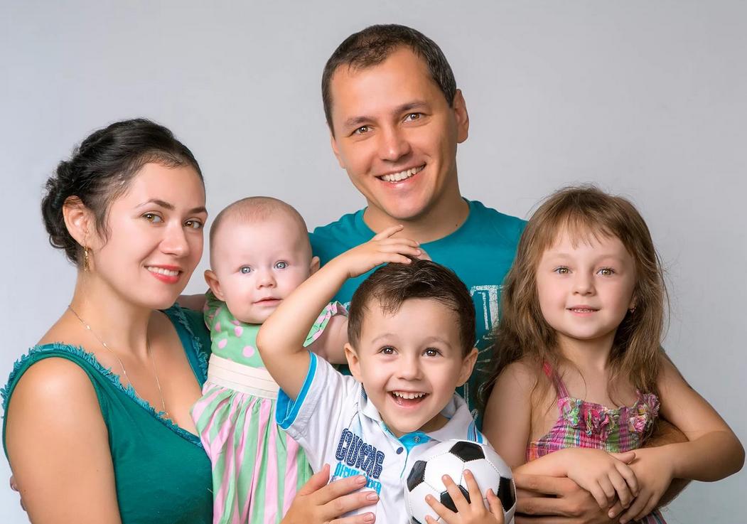 Отпуск многодетным родителям в любое время