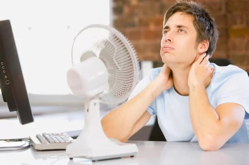 Допустимая температура воздуха на рабочем месте в 2019 году